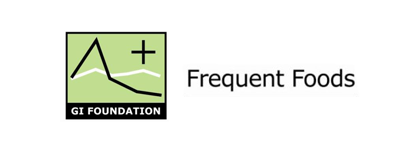 Frequent Foods GI Foundation
